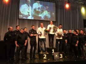Esther Faasen wint Dutch Pastry Award 2018