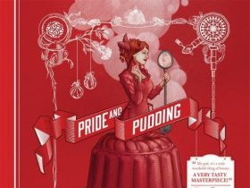 Pride and Pudding - Regula Ysewijn