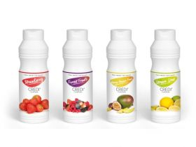 Sonneveld introduceert fruitconcentraten