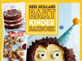 Heel Holland Bakt Kinderbakboek