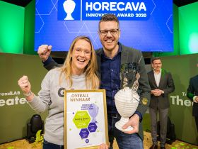 Gold & Green wint Horecava Innovation Award 2020