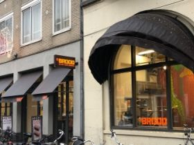Bbrood opent waste no more winkel in Amsterdam