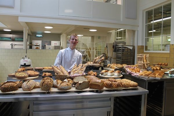 300ste diploma Bakery Institute
