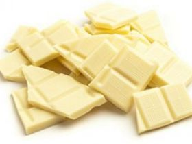 Feit of fabel: witte chocola