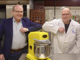 Jan Westerbos wint planeetmenger SVM Bakery Machines